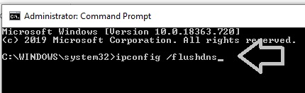 ipconfig-flush