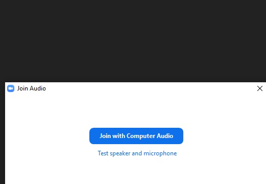 join with audio