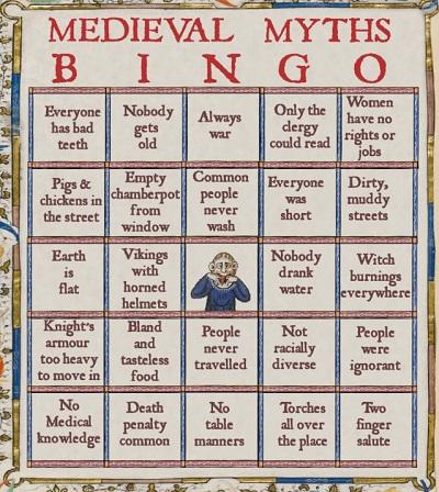 myths-bingo