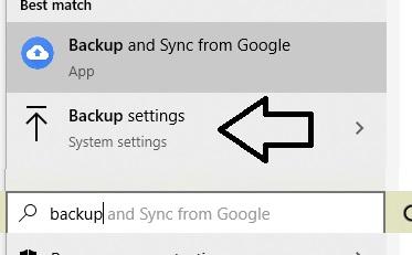 backup-settings