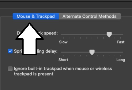 mouse-trackpad