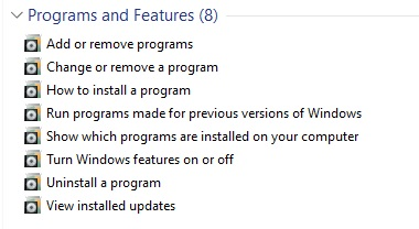 programs-features