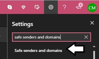 safe-sender-search