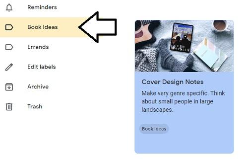book-ideas