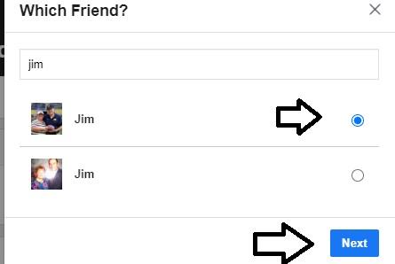 pick-friend