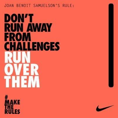 Running Like A Kenyan