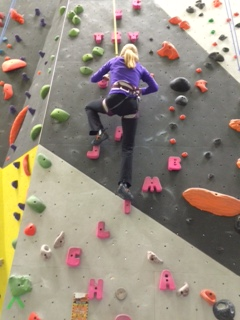 CR - Climb