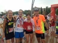 Canada Day 5K winners