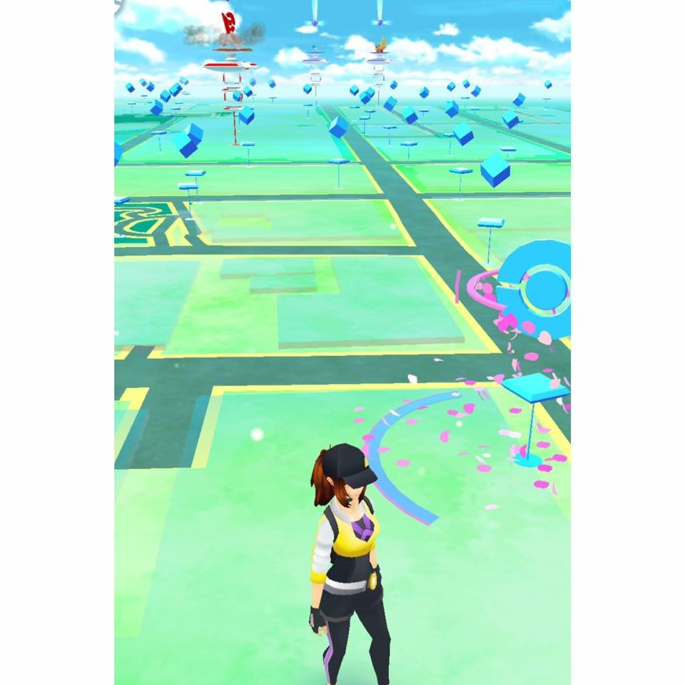 Pokémon Stop!