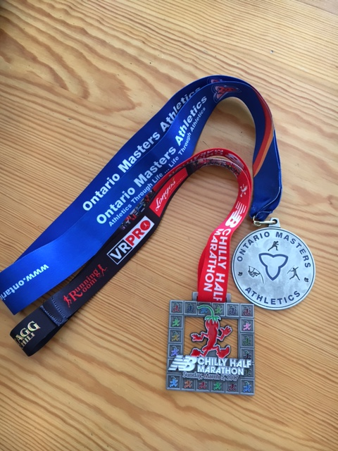 Race Report: Chilly Half Marathon