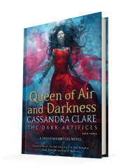 reading queen of air and darkness