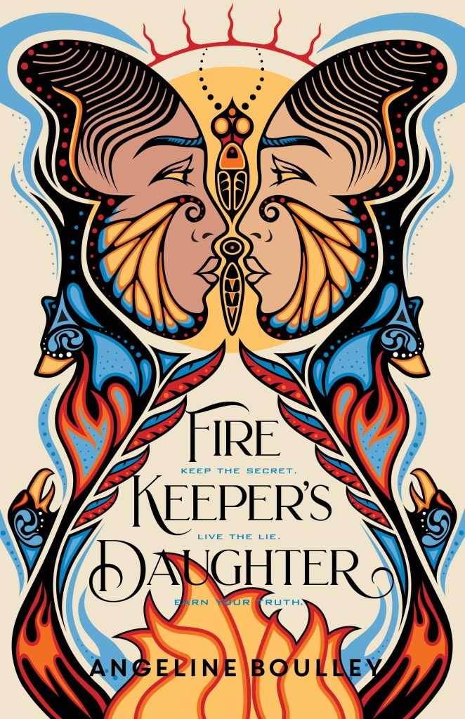 firekeeper's daughter cover reveal