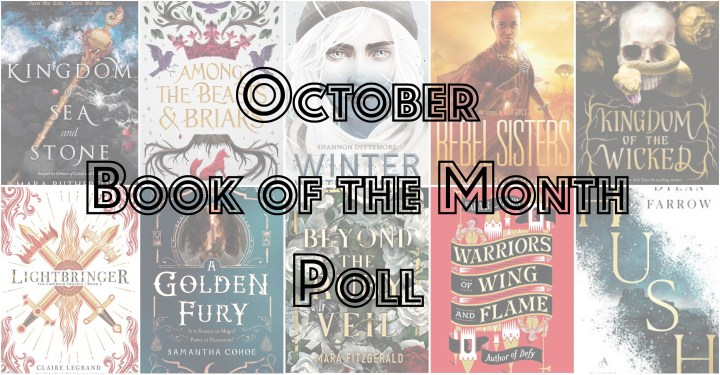 october book month