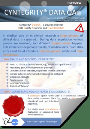 DataQA Brochure