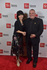 """Premier of the documentary """"Rudy Ruettiger: The Walk On,"""" chronicling his persistence as a key to success"""
