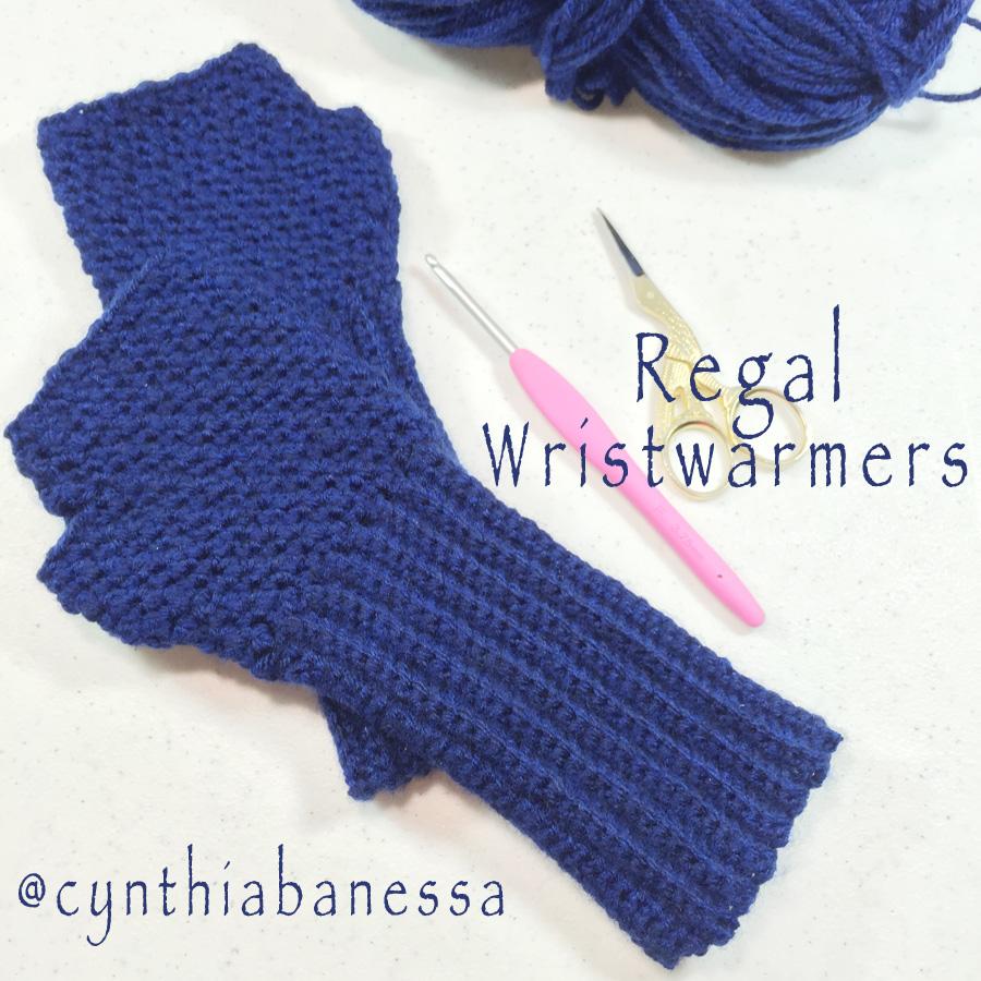 Regal-Wristwarmers