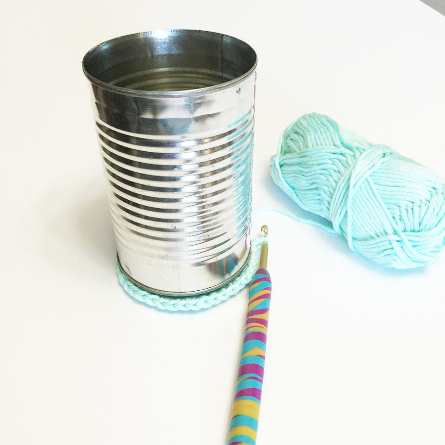 Create Beautiful Pen/Pencil/Crochet Holder