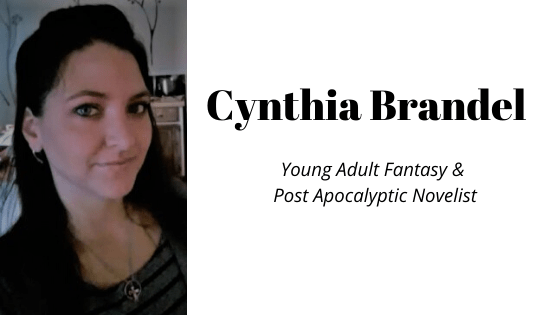 Young Adult Fantasy and Post Apocalyptic Novelist