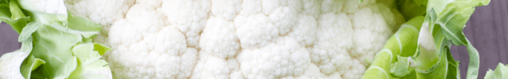 Click here to view the many varieties of cauliflower.
