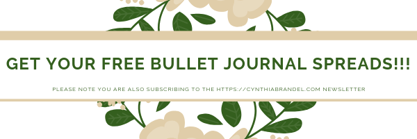Click Here To Get Your Free Bullet Journal Spreads!!!