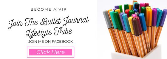Bullet Journal Facebook Group