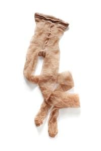 Scratchy pantyhose