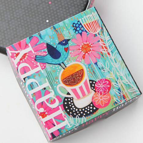 Where Women Create box design fun