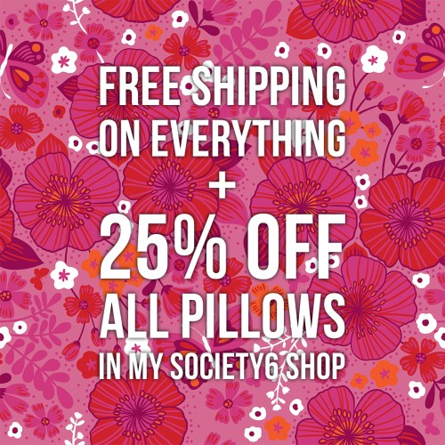 Society 6 Sale Sale Sale!