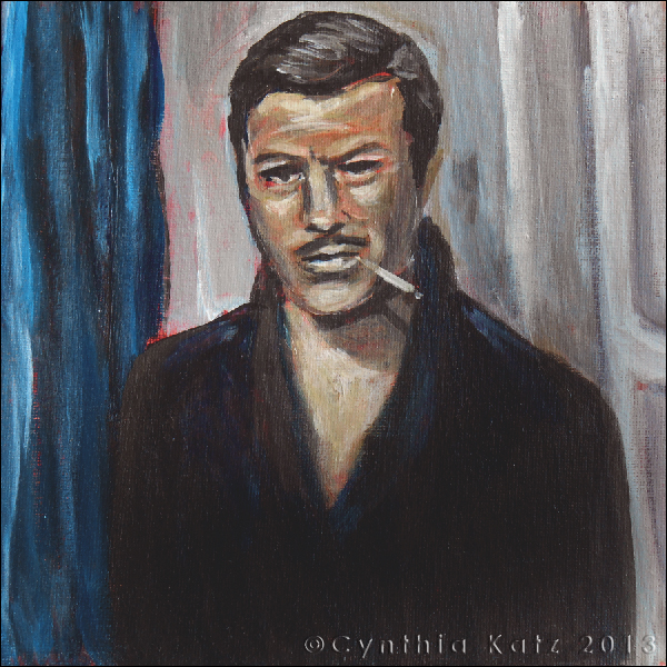 [cml_media_alt id='1073']HandsomeDevil20x20Acrylic©2013CynthiaKatz_painting[/cml_media_alt]