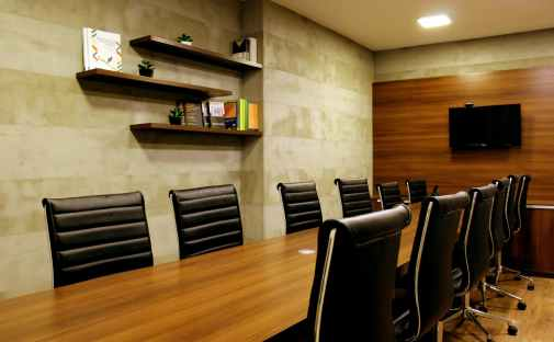 black padded leather office chairs