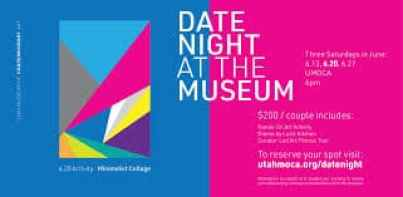 Date Night at the Utah Museum of Contemporary Art