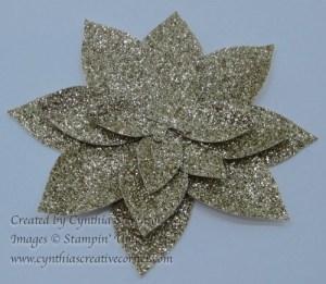 Poinsettia - www.cynthiascreativecorner.com