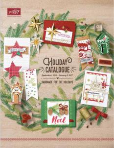 Holiday Catalogue Cover