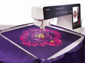 #316 Get to Know Your Embroidery Machine