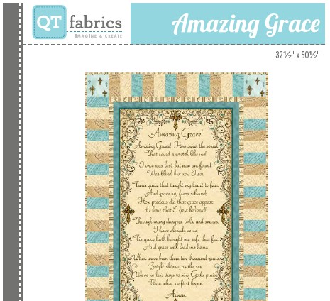 Amazing Grace Panel