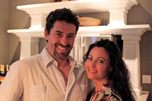 Cynthia Weber and husband Kent