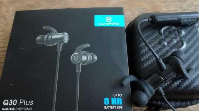 SoundPEATS(サウンドピーツ) Q30Plus