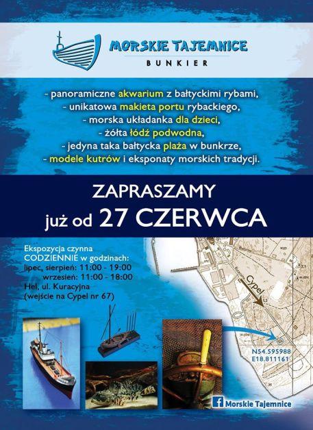 2015.06.27 Morskie Tajemnice otwarcie