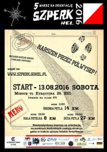 2016.08.13 - Marsz na Orientację Szperk, V edycja