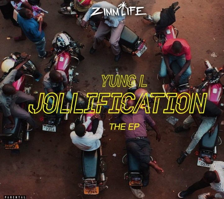 Yung L – Jollification EP Is Finally Out