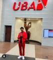 Wizkid Subtlety Shades Naira Marley While Signing His UBA Deal