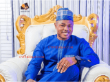 Exclusive: Yinka Ayefele welcomes triplets with wife in the United States of America