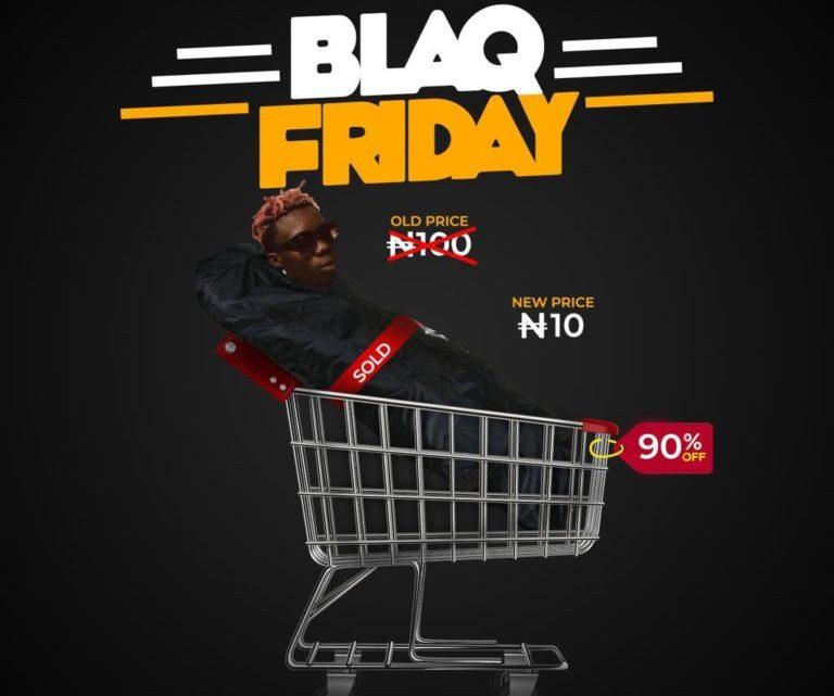 Tentik – 'Blaq Friday (Blaqbonez Diss)'