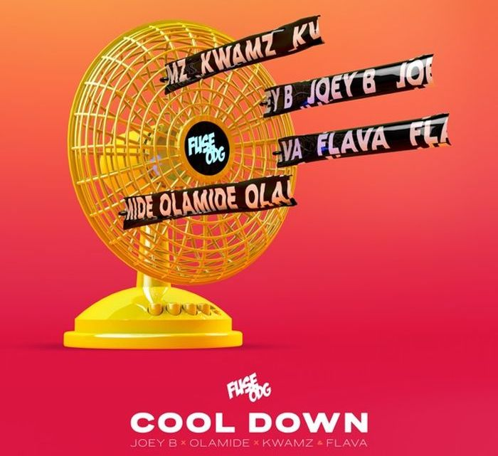 [Music] Fuse ODG Ft. Olamide – Cool Down