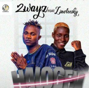 2wayz – Halogen ft. Zinoleesky {MP3 DOWNLOAD}