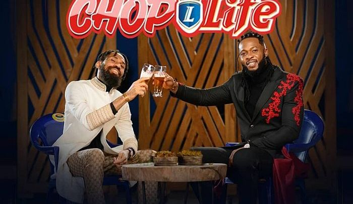 {Music} Flavour Ft. Phyno – Chop Life