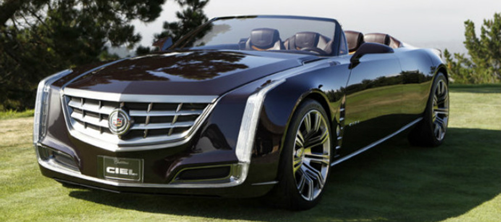 CYPHER AVE ESSENTIALS: Cadillac Unveils Convertible Hybrid Concept Car