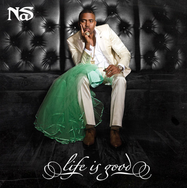 "CYPHER AVENUE REVIEWS: Nas ""Life Is Good"""