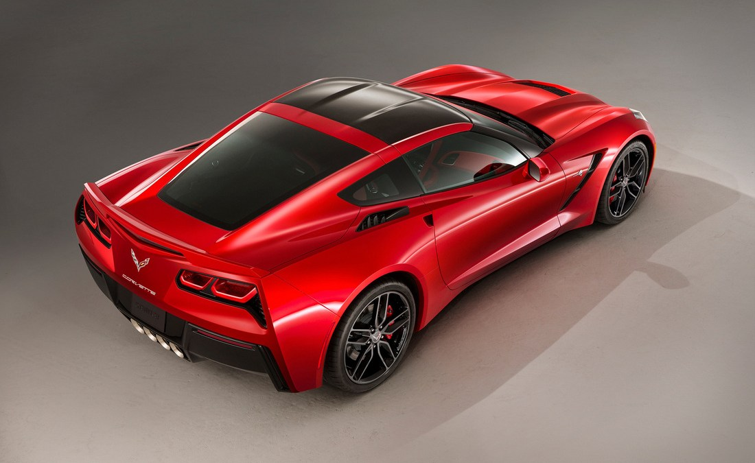 CARS: 2014 CORVETTE STING-RAY