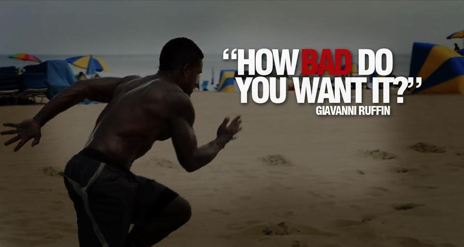 MOTIVATION: How Bad Do You Want To Be Successful?